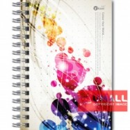 image of UKAMI RING NOTE BOOK A6 (S6527)