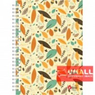 image of UKAMI RING NOTE BOOK A5 S6535