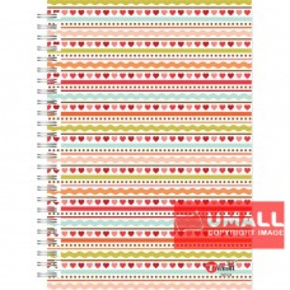 UKAMI RING NOTE BOOK A5 S6534