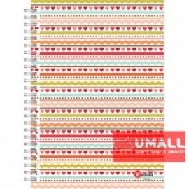 image of UKAMI RING NOTE BOOK A5 S6534