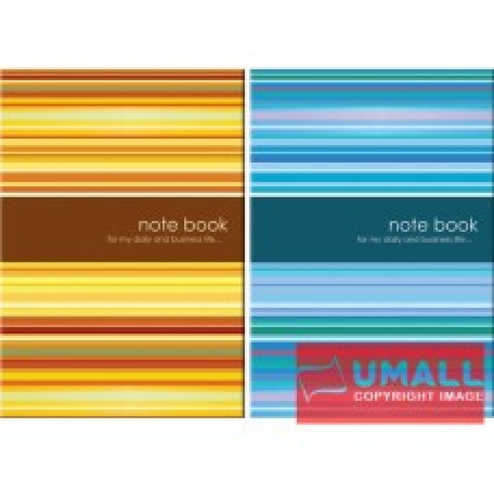 UKAMI PVC NOTE BOOK S-6644