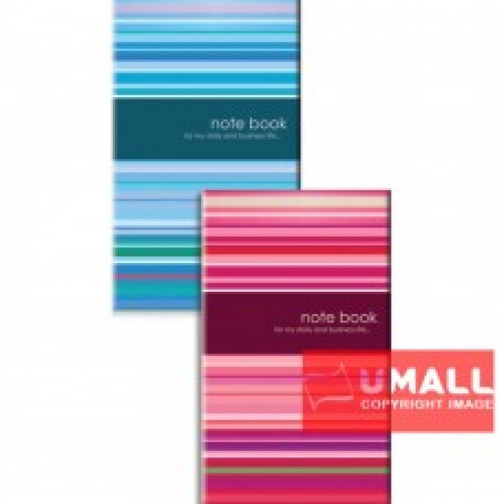 UKAMI PVC NOTE BOOK A5 S-6655