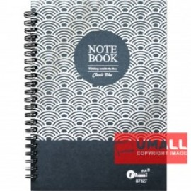 image of UKAMI RING NOTE BOOK80G A5 (S7527)