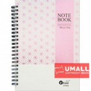 image of UKAMI RING NOTE BOOK 80G A5 (S7528)