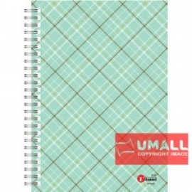 image of UKAMI RING NOTE BOOK 70G A5-120 (S7532)