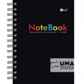 image of UKAMI RING NOTE BOOK A5 S8526