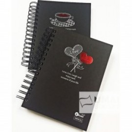 image of UKAMI RING NOTE BOOK A5 S8528