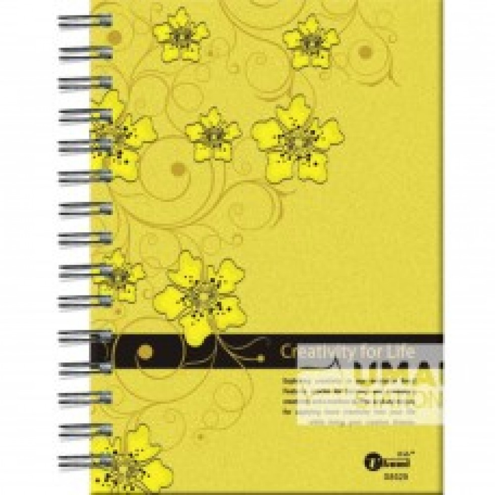 UKAMI RING NOTE BOOK A5 S8529