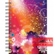 image of UKAMI RING NOTE BOOK A5 (S-8539)