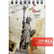 image of UKAMI RING NOTE BOOK A7 (U-3642) 3 FOR
