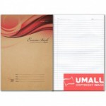 UNI NOTE BOOK 60G A4-80P (S-4007) 2 FOR