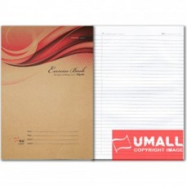 image of UNI NOTE BOOK 60G A4-80P (S-4007) 2 FOR