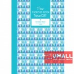 UNI TEAR OFF NOTE BOOK 70G A4-80P (S-4008)