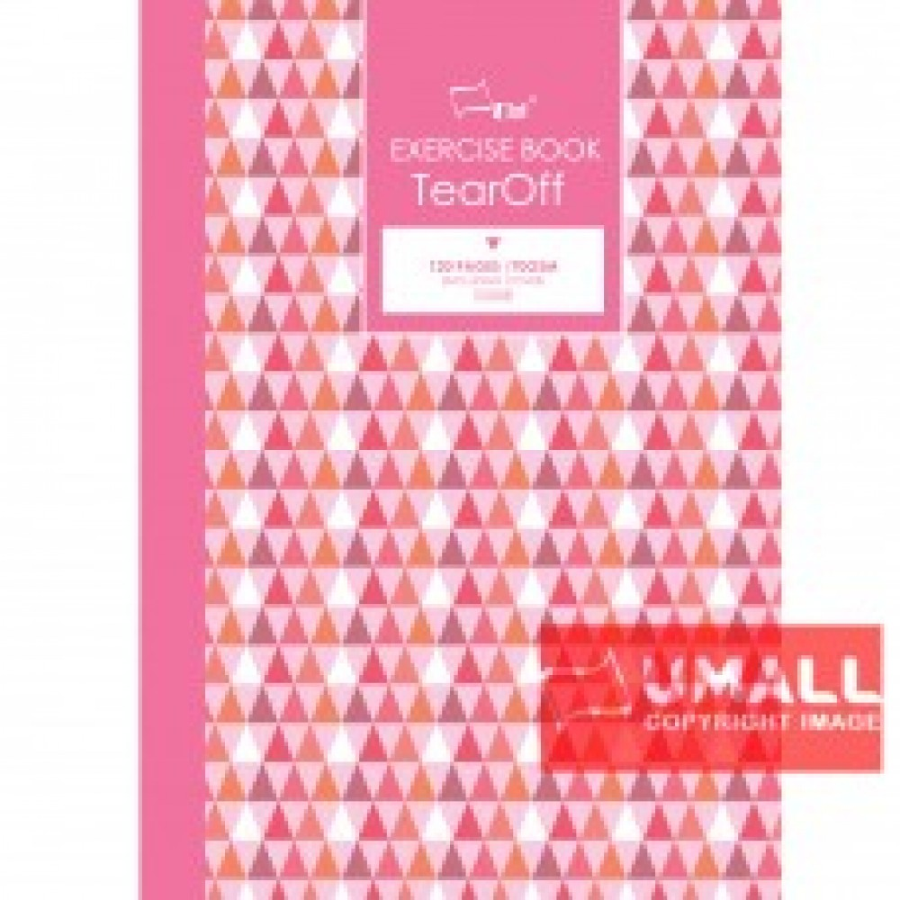 UNI TEAR OFF NOTE BOOK A4-120P (S-5008)