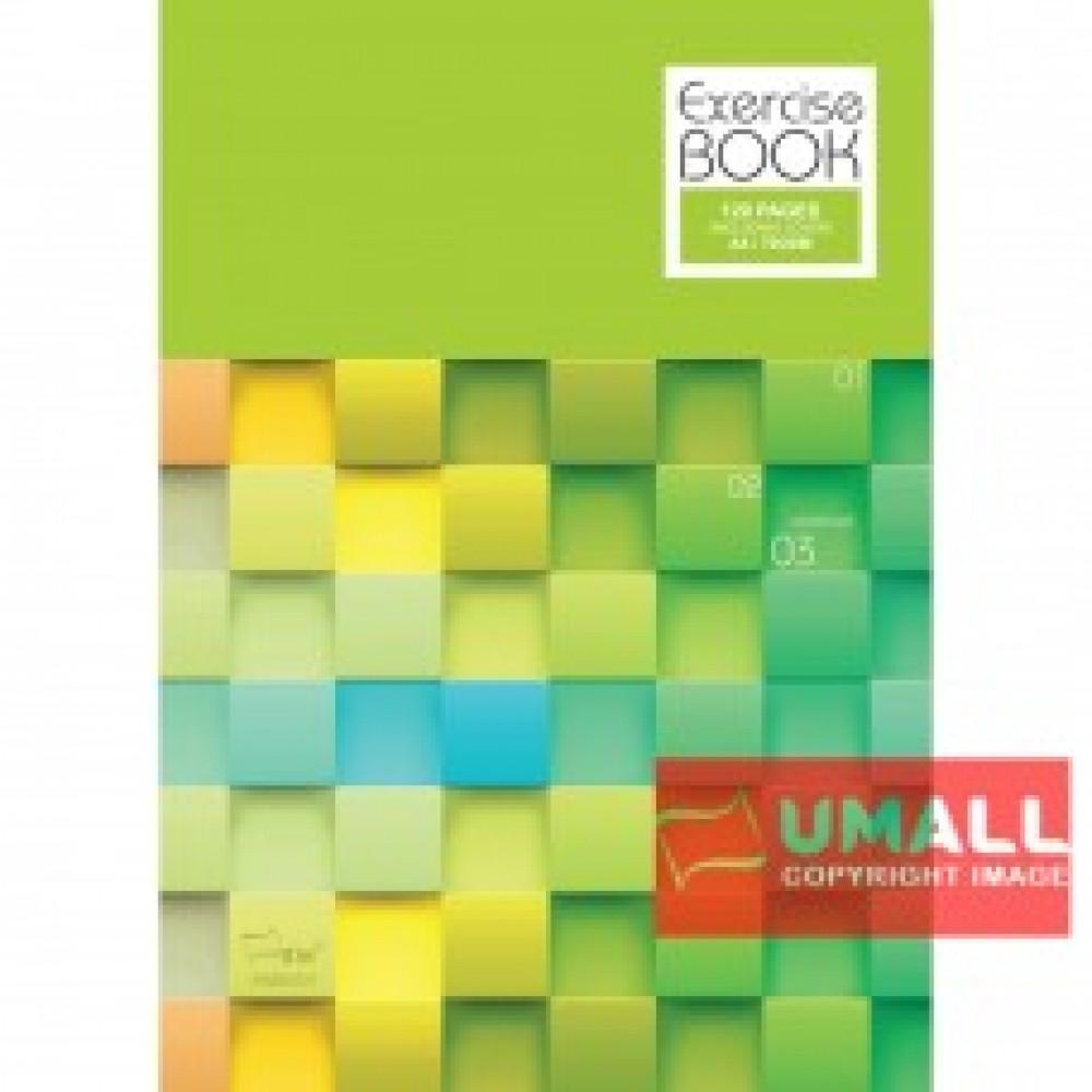 UNI A4 NOTE BOOK 70G 120P (SNB-5001)