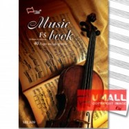image of UNI MUSIC BOOK F5-40P (SBL-809) 4 FOR