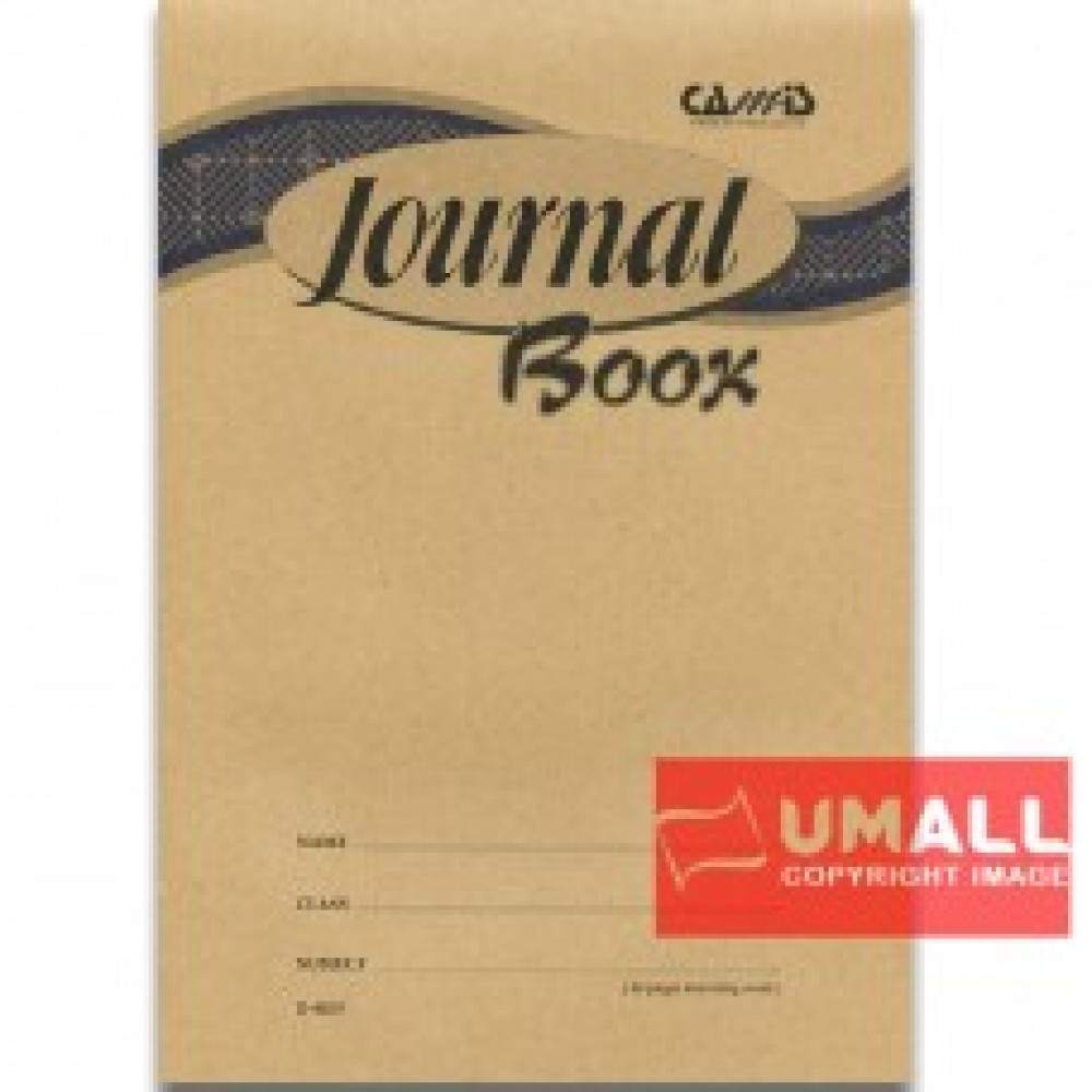 CAMIS JOURNAL BOOK F4 40P (S-4051) 3 PCS