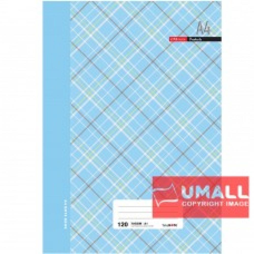 UNI FOOLSCAP H/C BOOK 70G 120P (A1)