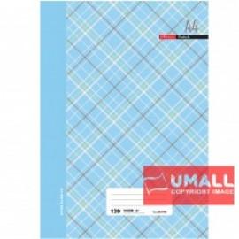 image of UNI FOOLSCAP H/C BOOK 70G 120P (A1)
