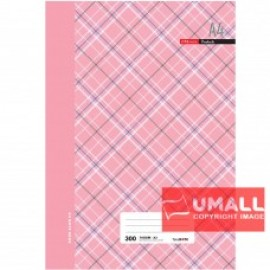 image of UNI FOOLSCAP H/C BOOK 70G 300P (A3)