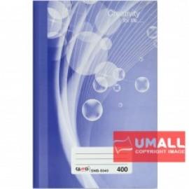 image of CAMIS SHORT OBLONG H/C BOOK 50G F6-400P (SNB-5040)
