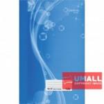 CAMIS FOOLSCAP H/C BOOK 50G 120P (SNB-521)