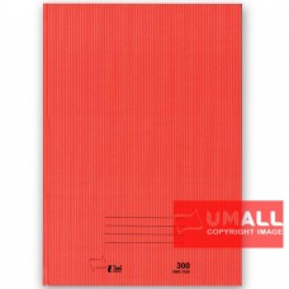 UNI A4 HARD COVER BOOK 60G 300P (SNB7030)