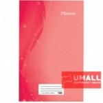 UNI PLATINUM FOOLSCAP H/C BOOK 60G 120P (SNB-211)