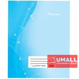 image of UNI PLATINUM QUARTO H/C BOOK 60G F5-500P (SNB-651)