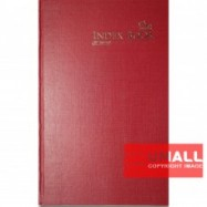 image of UNI INDEX FOOLSCAP H/C BOOK F4-300P (SNB-2203)