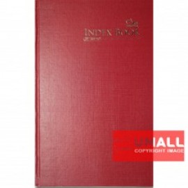 image of UNI INDEX FOOLSCAP H/C BOOK F4-300P (SNB-2203)