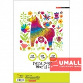 image of UNI EXAM PAD (N/L) 80G A4-70'S (SA8274)