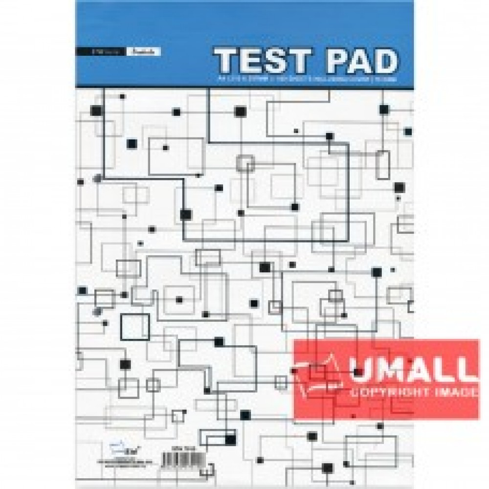 UNI TEST PAD 70G A4-100'S (STA7010)