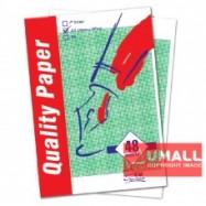image of UNI GRAPH PAPER 70G A4-48'S (S35)