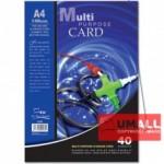 UNI MULTIPURPOSE CARD 140G A4-40'S (S-89)
