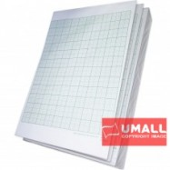 image of UNI GRAPH PAPER 70GSM A4-480'S