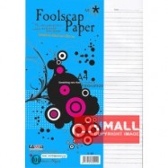 image of UNI FOOLSCAP PAPER 70G A4-100'S (C-37)