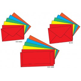image of Color Envelopes
