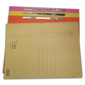 image of Uni Paper Metal Flat File (10 FOR)