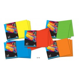 image of Highlight Colour Paper (Single Colour)