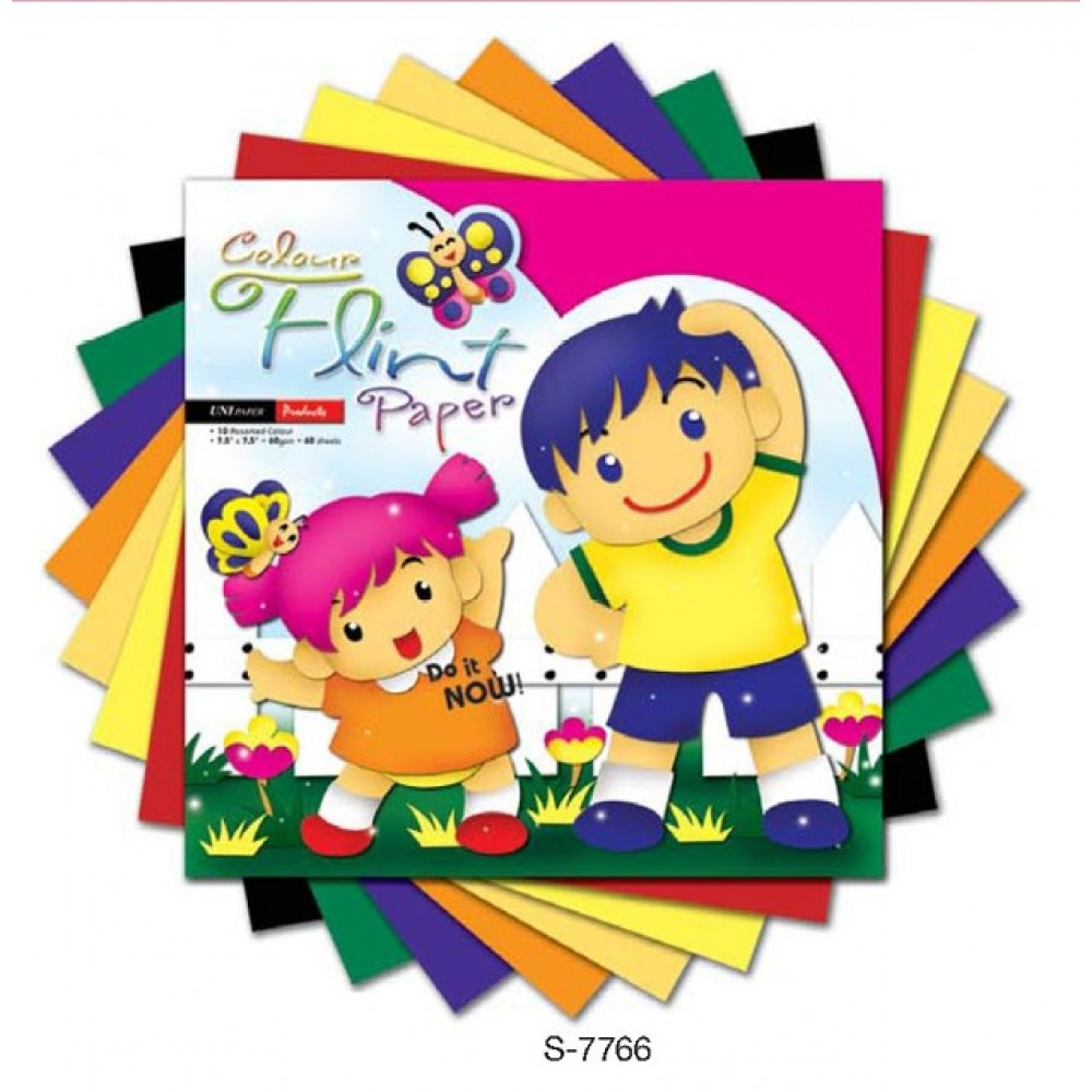 Color Flint Paper (7.5) S7766
