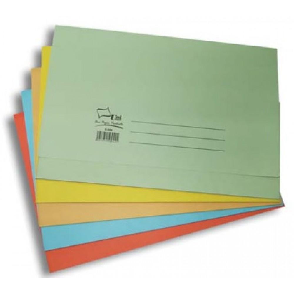 Uni Paper Pocket File (10 FOR)