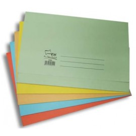 image of Uni Paper Pocket File (10 FOR)