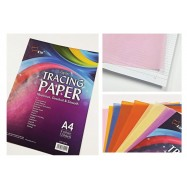 image of Color Tracing Paper