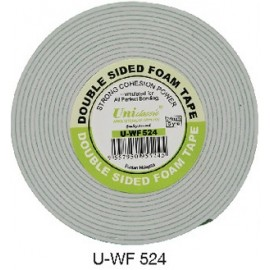 image of Uni Paper 24mm x 5yard Classic Double Side Foam Tape