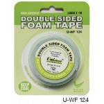 Uni Paper 24mm x 1m Classic Double Side Foam Tape
