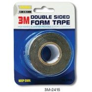 image of Uni Paper 1.5m x 24mm 3M Double Sided Foam Tape
