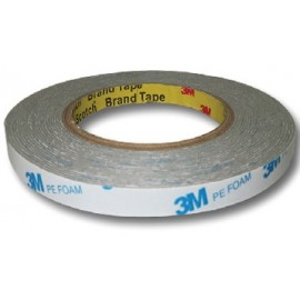 image of Uni Paper 10mm x 10 3M PE Double Side Foam Tape