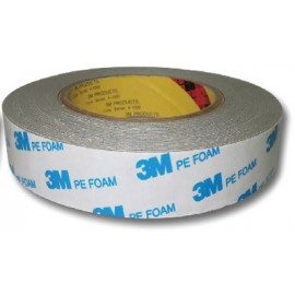 image of Uni Paper 24mm x 10 3M PE Double Side Foam Tape