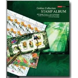 image of Uni Paper Golden Collection Stamp Album SSA-777